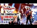 Junoon Live in Concert - HD 25 Dec 2018 | The Comeback Concert | Junoon Reunion 2018