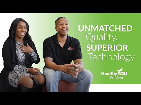 Healthy You Vending Review - Unmatched Quality, Superior Technology