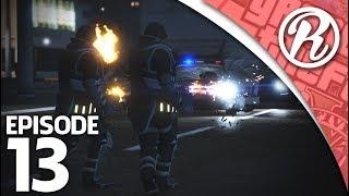 [GTA5] DE POLITIE AANVALLEN MET ARMOR & MINIGUNS!! | GTA V Freeroam #13 (Online Gunrunning DLC)