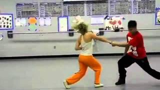 d trix lauren froderman love song choreography