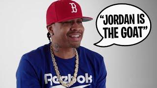 NBA Legends Explain Why Michael Jordan Is The GOAT