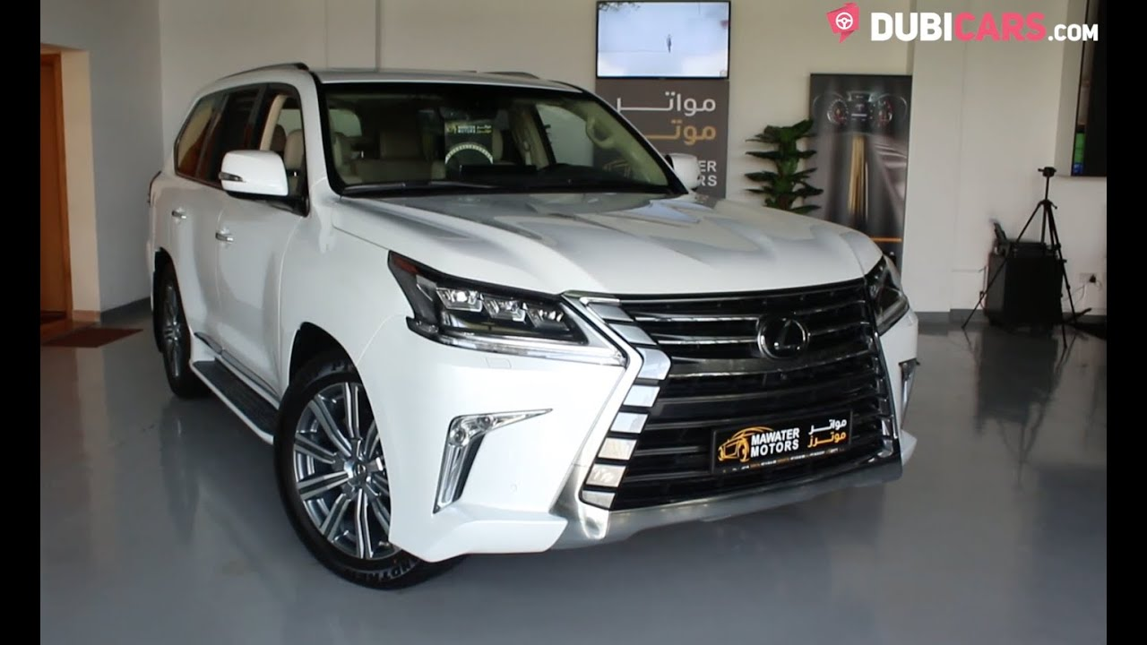 lexus lx 570 sport full option oman car youtube. Black Bedroom Furniture Sets. Home Design Ideas