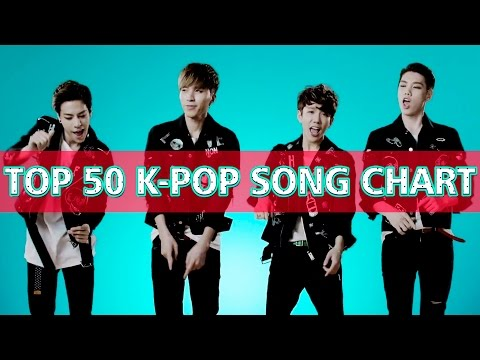 MV CHART [YOUR KPOP] Top 50 K-Pop Songs (June 2015 | Week 3)