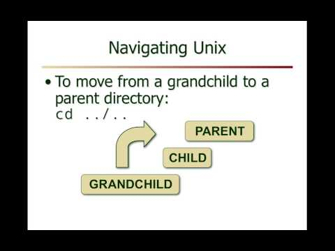 Unix OS Weekend 1-19-14 - Lecture 8