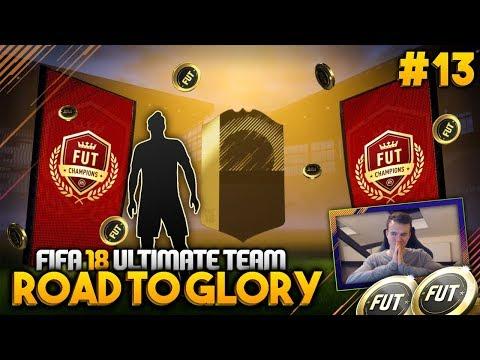 ELITE FUT CHAMPIONS REWARDS! Mega Coins!! #13 🔥💰 - FIFA 18 Road to Glory [DEUTSCH]