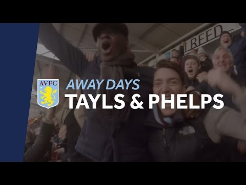 Away Days: Ian Taylor and Oliver Phelps at Rotherham