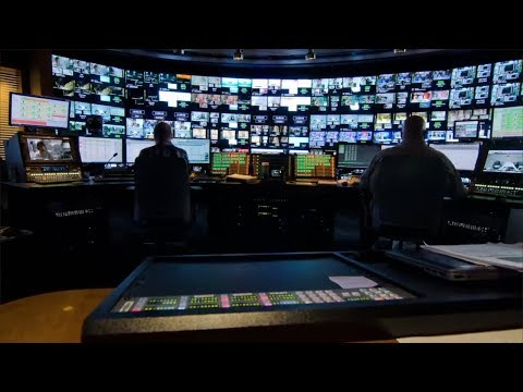 """NBCUniversal - Global Media Operations - """"We're Just Getting Started"""" (2017)"""