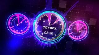 ICP - Toy Box (After Effects Visualizer)