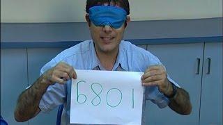 קסם מתמטי במספרים בני שלוש ספרות