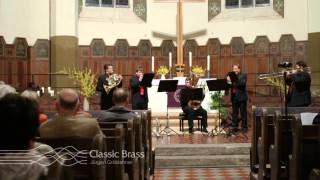 Classic Brass Jürgen Gröblehner - Feuerwerksmusik von Georg Friedrich Händel