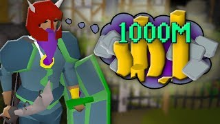 How To Make 1 BILLION GP (Money Making Guide) OSRS