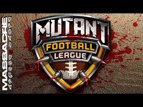 Brutality on a budget in Mutant League Football