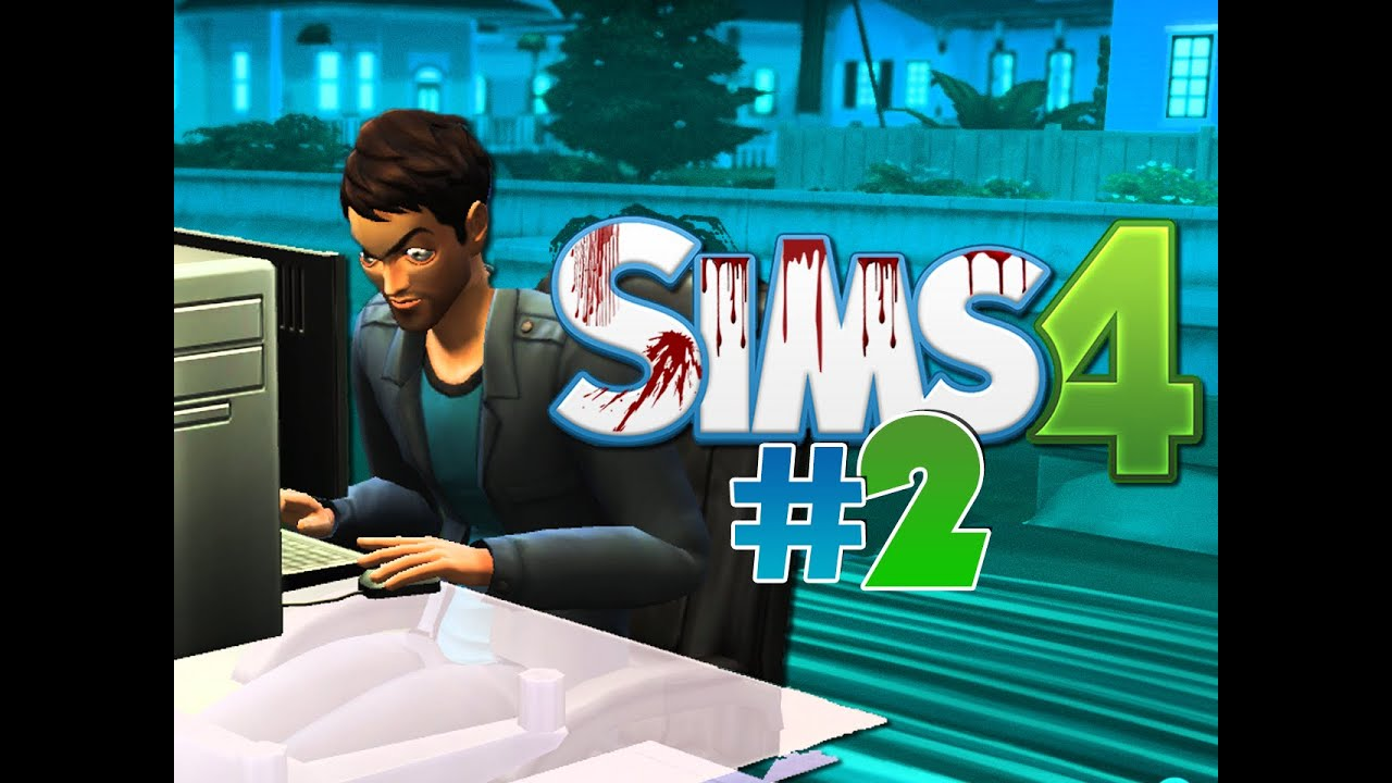 The Sims 4 | Computer Hacking #2 - YouTube