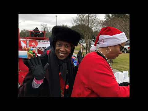 River Parishes Community College Gonzales Christmas Parade 2018