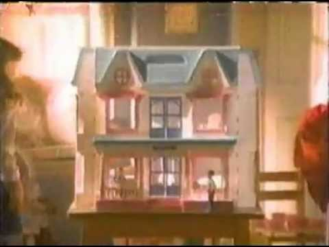 1995 Fisher Price Dream Dollhouse Twins Commercial Youtube