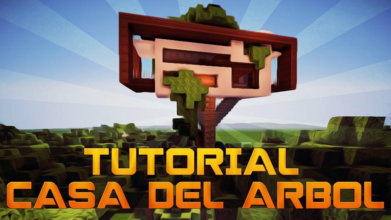 Minecraft casa en el arbol para tu survival - Casas en el arbol ...