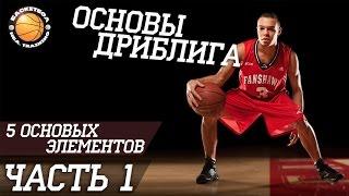 [Баскетбол]-Основы дриблинга.Часть ПЕРВАЯ!