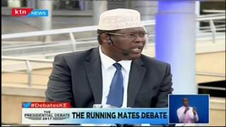 """The Honourable Raila Odinga should not withdraw because President Uhuru withdraws"": Miguna Miguna"