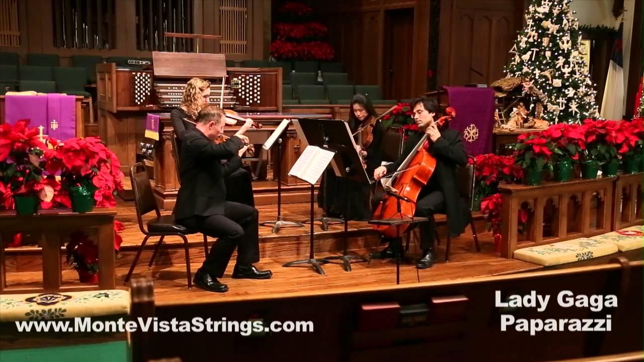San Antonio Wedding Music Compilation Pop String Quartet