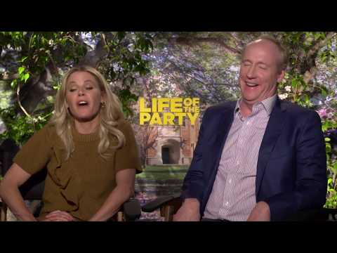 Life of the Party Interview with Julie Bowen and Matt Walsh
