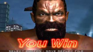 Virtua Fighter 4 (PlayStation 2) Arcade as Jeffry