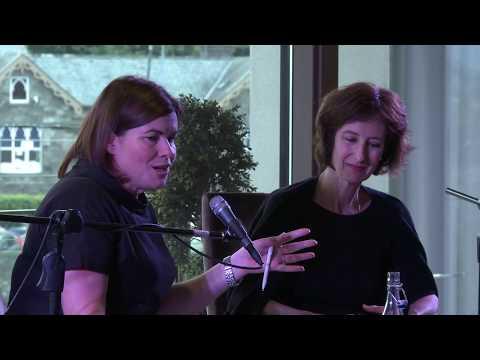 Lara Marlowe, West Cork Literary Festival 2017