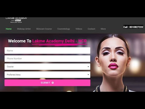 Lakme Academy Dwarka - Course Fees, Reviews, Admission