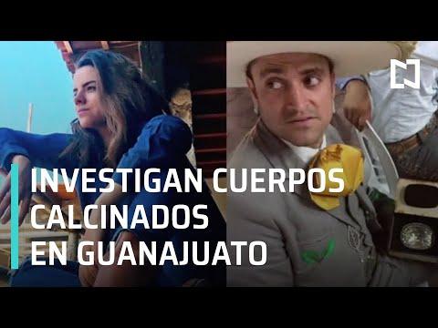 Análisis para determinar si cuerpos calcinados son de Karen Hervey y Lorenzo Ríos - Por las Mañanas