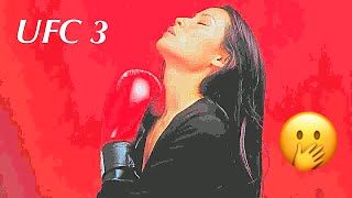 EA SPORTS™ UFC® 3 Career Mode - Lucy Liu - Rival 2 - Herig
