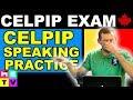 CELPIP Exam Speaking Practice
