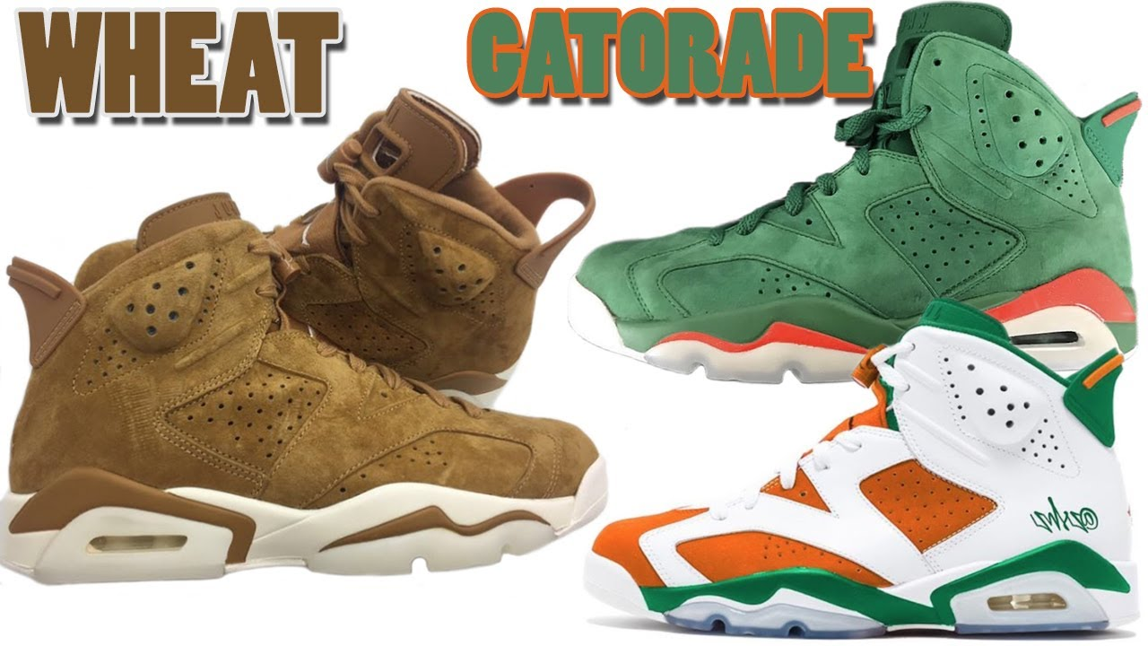gatorade jordans shoes