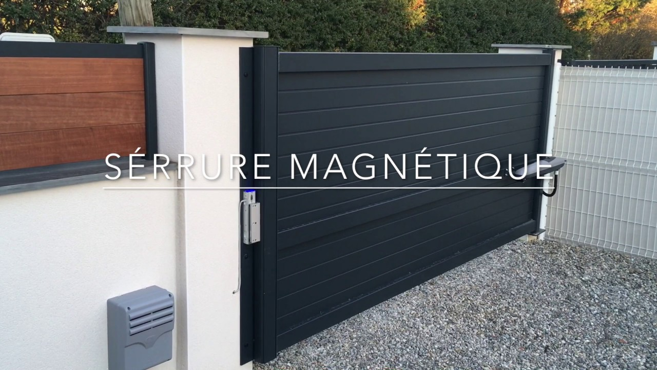 mk energie automatisme de portail came youtube. Black Bedroom Furniture Sets. Home Design Ideas