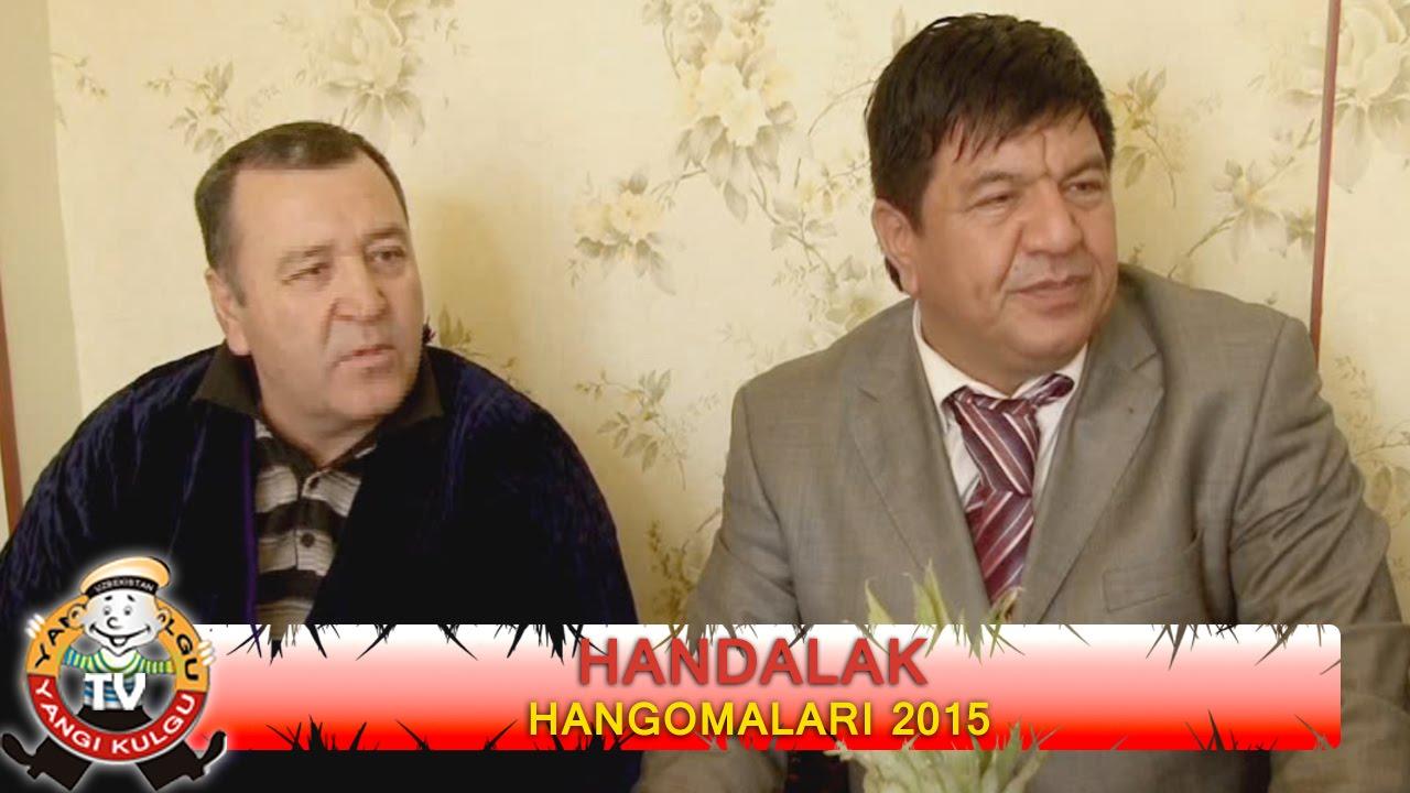 Handalak hangomalari 2015 | Хандалак хангомалари 2015