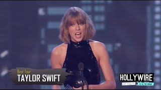 6 Awesome Taylor Swift Moments From The iHeartRadio Music Awards! (2016)