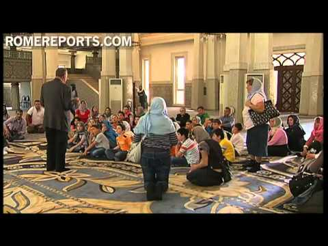 A visit to the Grand Mosque of Rome