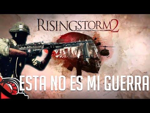 ESTA NO ES MI GUERRA | Rising Storm 2: Vietnam Gameplay BETA | SrSerpiente