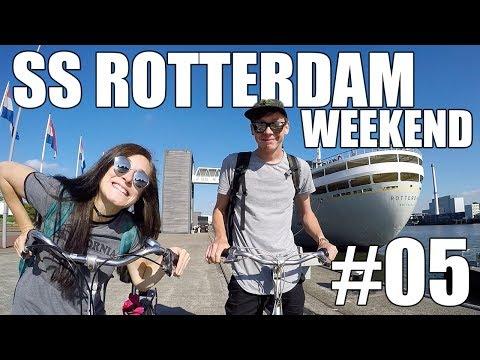 Weekend on SS Rotterdam #05