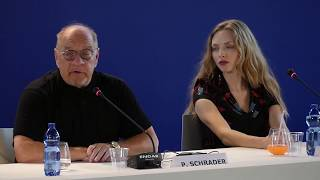 "Paul Schrader Talks About ""First Reformed"", Faith and the End of Mankind"