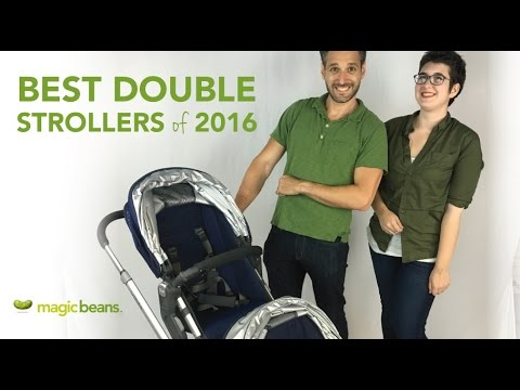 Best Double Strollers of 2016 | Most Popular | UPPAbaby | Bugaboo | Baby Jogger | Austlen