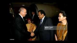 Kumpulan Foto Presiden Turki Ke Indonesia