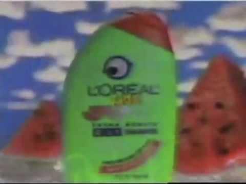 Loreal Kids Watermelon 1998 Youtube
