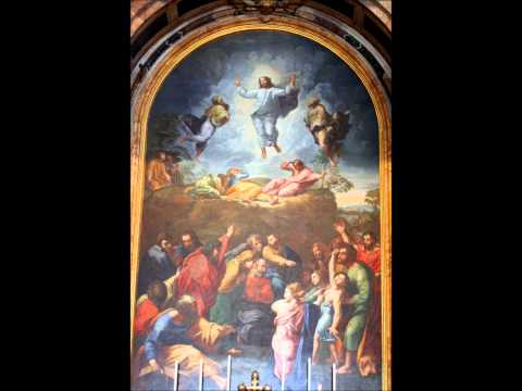 """Christ´s Omnipresent Face Highlighted in """"Altar of Transfiguration"""""""