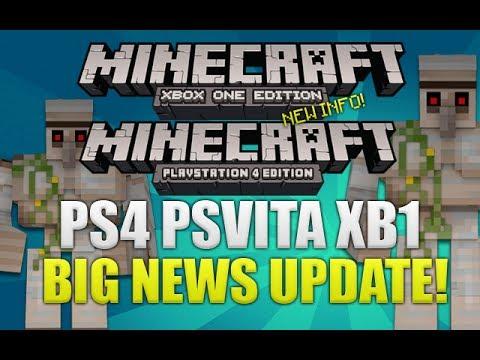 Minecraft vita release date in Melbourne