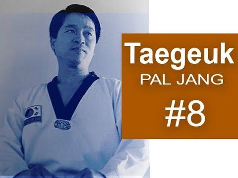 Taekwondo Taegeuk Poomsae #8 - Taegeuk Pal Jang How-to Video