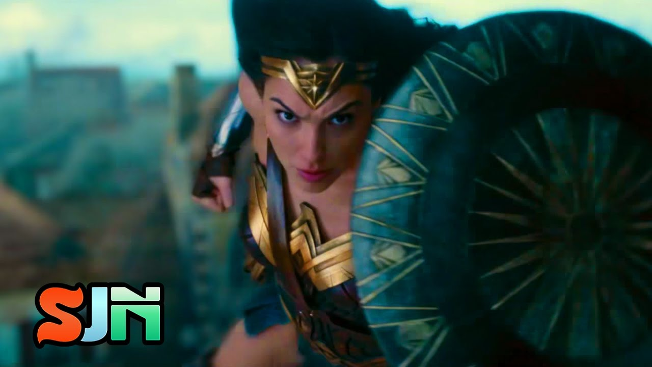 """'Wonder Woman' Honest Trailer Teases Diana in """"A Justice League of Her Own"""""""