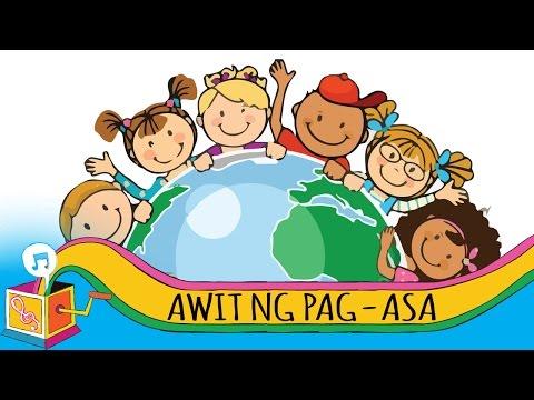 Awit ng Pag-Asa | Karaoke