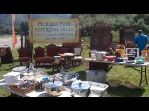 Pickers Fine Antiques sale #1