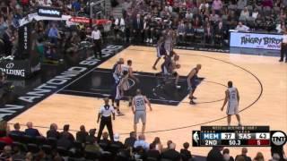 Memphis Grizzlies Vs San Antonio Spurs | Game 1 | Full game highlights | NBA Playoffs April 17, 2016
