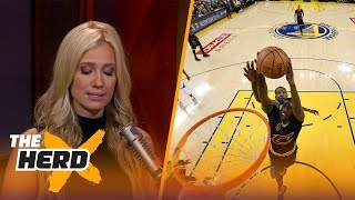 Reportedly another Cavaliers player wants out of Cleveland- Kristine and Colin react | THE HERD