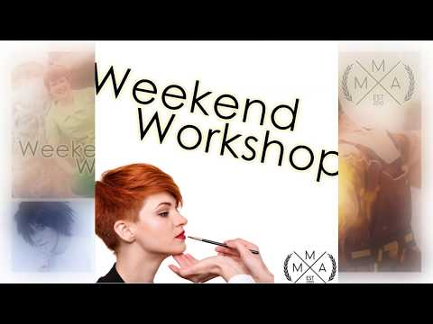 Cosplay Weekend Workshop